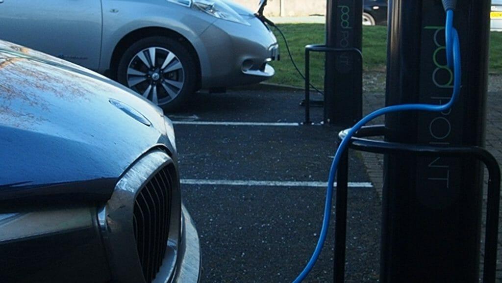 Sustainable Car Charging Cambridge