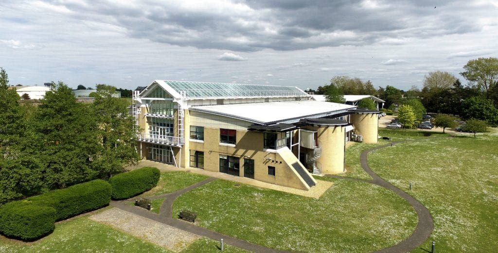 Stirling House - The location for affordable offices in Cambridge