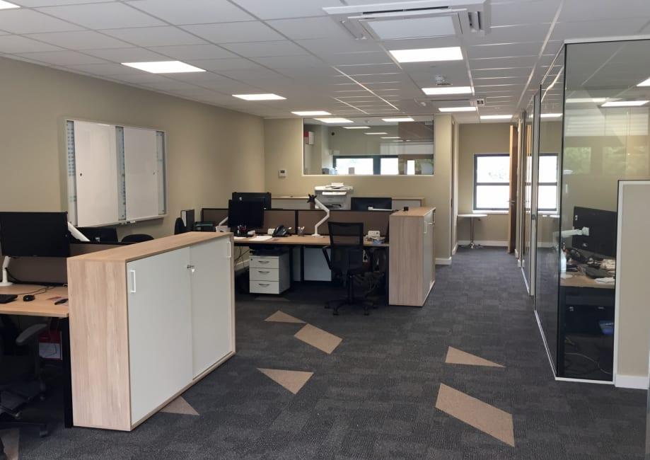 Tech Workspace at Cambridge Innovation Parks Ltd