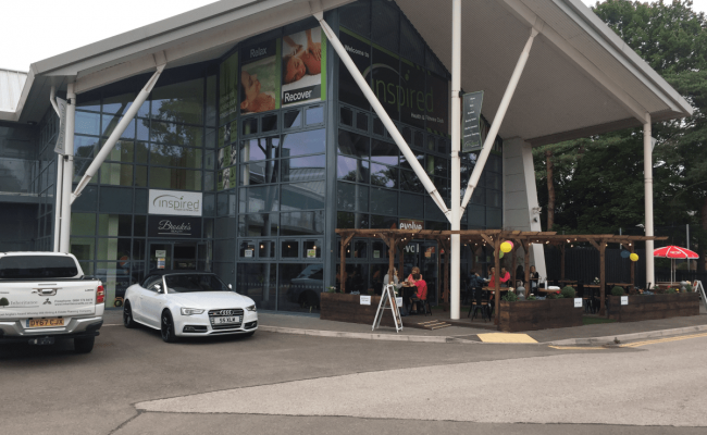 Cambridge Innovation Park Facilities