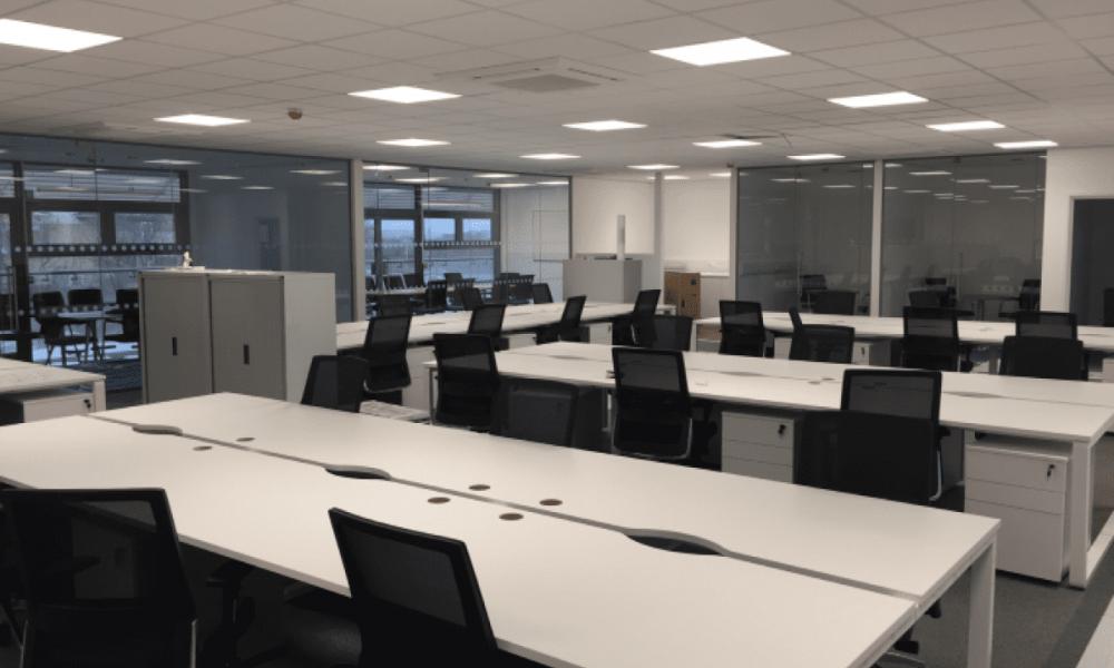 Office Space Cambridge